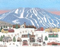 Okemo Mountain and Town of Ludlow